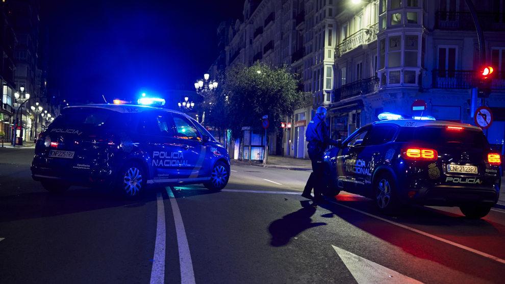 Cantabria refuerza los controles de seguridad este fin de semana para vigilar que se cumple el cierre