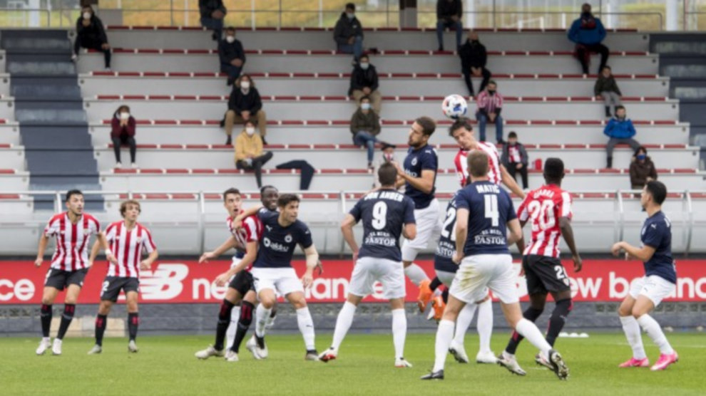 Racing - Bilbao Athletic