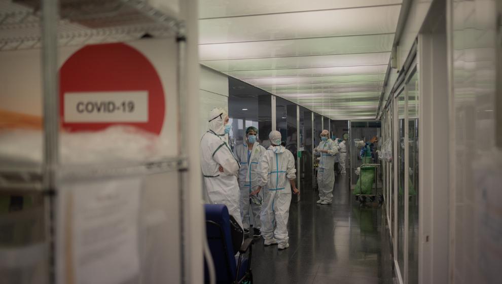 Cantabria registra 5 muertes más y bajan a 97 los casos de COVID-19, mientras sube la presión hospitalaria