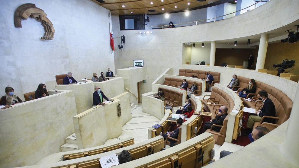 El Pleno votará este lunes la Ley de Pesca Marítima y debatirá sobre electrointensivas, el lobo o La Residencia