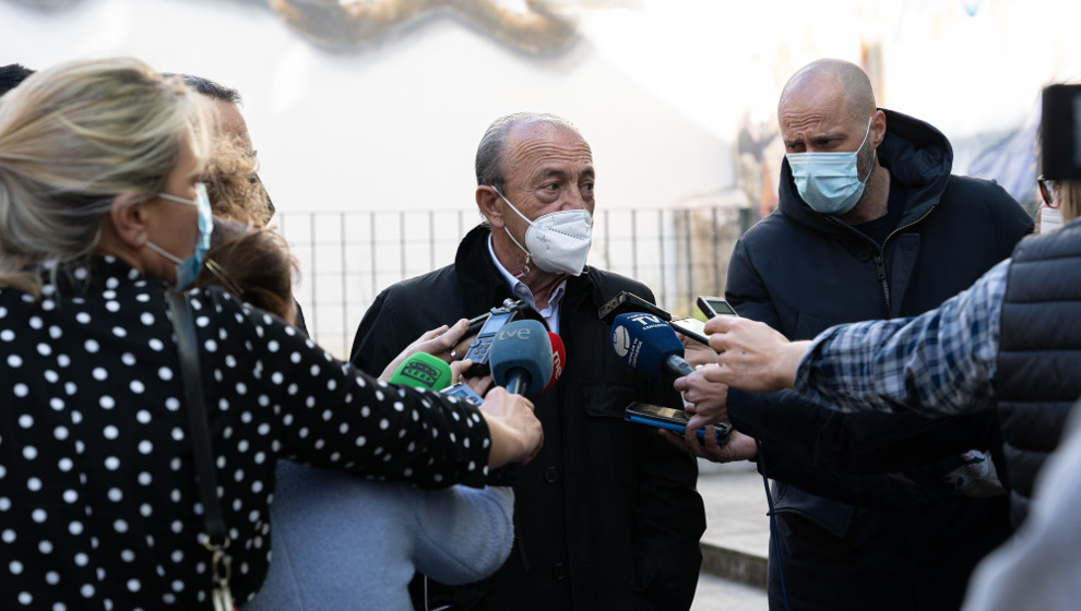 """Marcano achaca a un """"exceso de confianza"""" el accidente mortal de Cabárceno"""