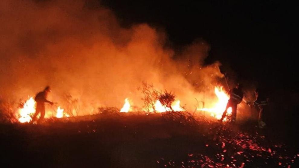 """""""Los incendios los provocan personas, no colectivos concretos"""""""