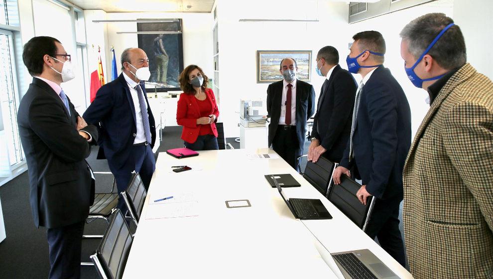"""SEG Automotive instalará en Cantabria un centro """"para la electrónica del futuro"""" con el apoyo del Gobierno"""
